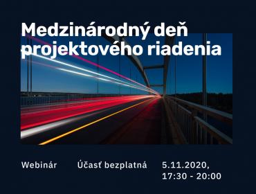 Medzinárodný deň projektového riadenia