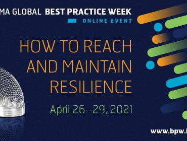 IPMA Best Practice Week 2021 Apríl